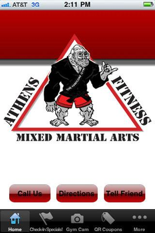Athens Fitness MMA