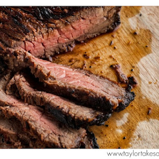 Garlic Habanero London Broil