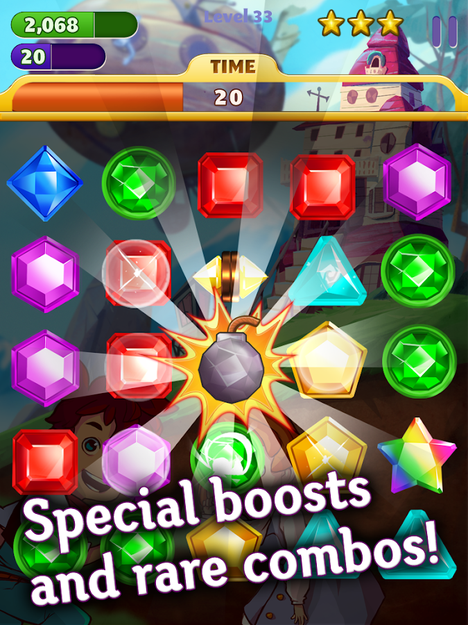 Jewel Mania™ Screenshot 13