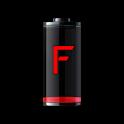 Fake Battery (Cupcake) icon