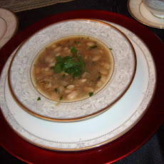 Ancient Bean Soup - (Fasolada)