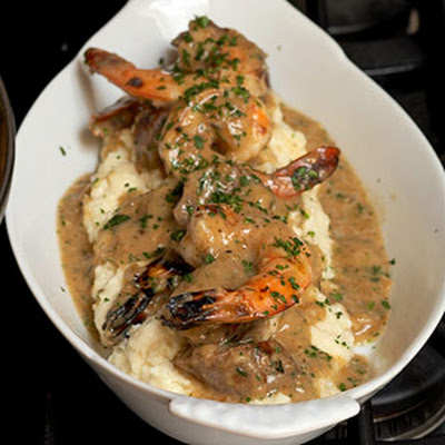 The Ultimate Shrimp and Grits