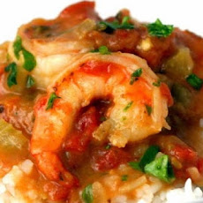 Weight Watchers Seafood Etouffee Recipe