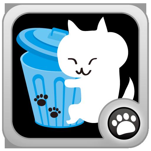 Cat's Garbage LOGO-APP點子