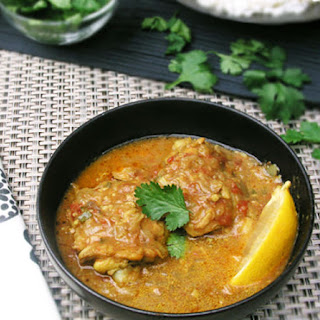 COCONUT CHICKEN with East African Flavors