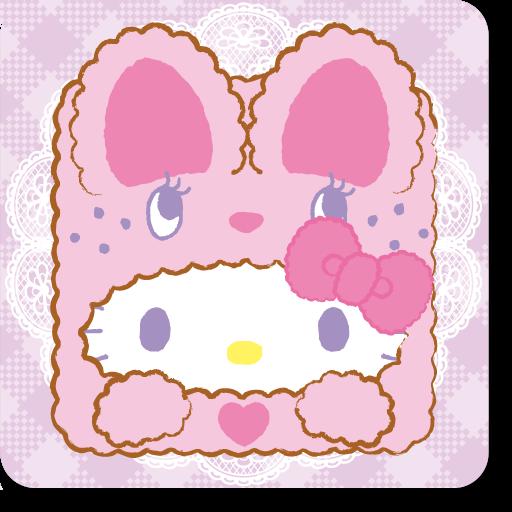 HELLO KITTY Theme13 個人化 App LOGO-APP試玩
