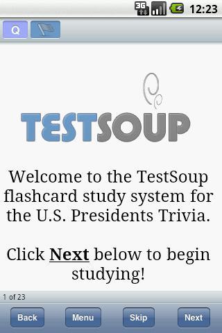 U.S. President Trivia