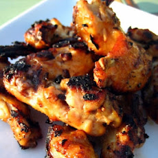 Thai BBQ Chicken Wings (Asian)