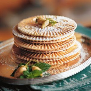 Lemon Pizzelles Recipes