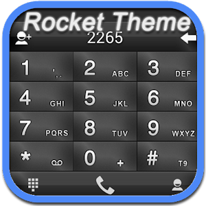 RocketDial Theme FancyDark(HD)