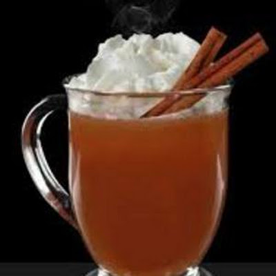 Warm Apple Pie cocktail