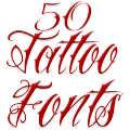 App Fonts for FlipFont Tattoo APK for Windows Phone