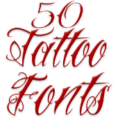 Free Download Fonts for FlipFont Tattoo APK for Samsung