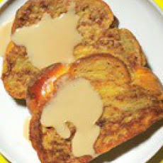 French Toast with Espresso Cream