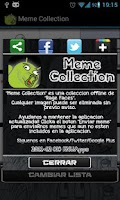 Screenshot of Meme Collection (+Generator)