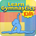Learn Gymnastics for Kids icon