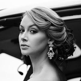 Fly With Me by Yolandie Rawson - Wedding Bride ( aviation, wedding photography, portrait photography, beauty )