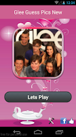 Screenshot of Glee Guess Pics New