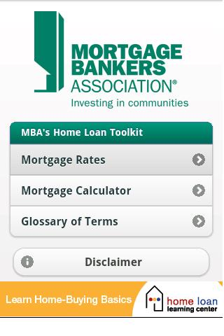 MBA's Home Loan Toolkit