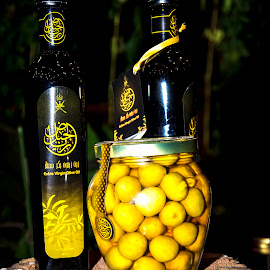 Just Olives by Eliezer  ''Dong'' Quilang - Food & Drink Ingredients
