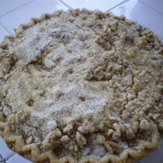 Perfect Pumpkin Pie With Streusel Topping