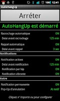 Screenshot of AutoHangUp-lite