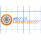 Find my position icon