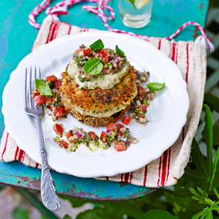 Eggplant Napoleon Recipes