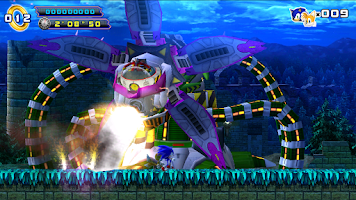 Screenshot of Sonic 4 Episode II
