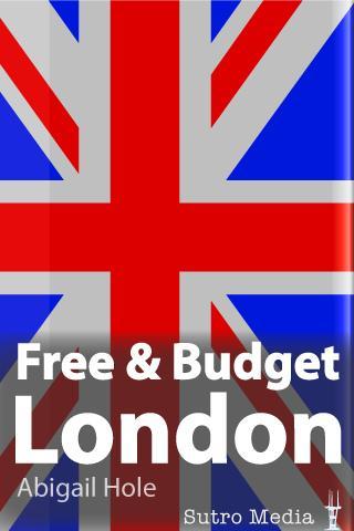 London: Free Budget