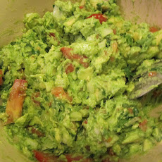 California Avocado Guacamole