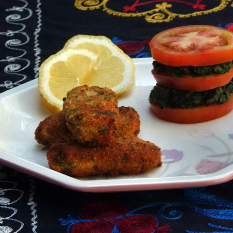 Hake Cutlets