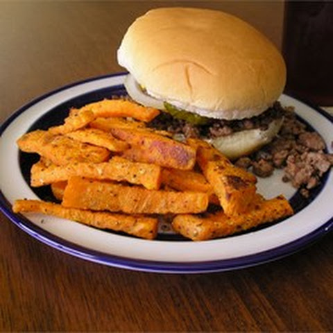 T's Sweet Potato Fries