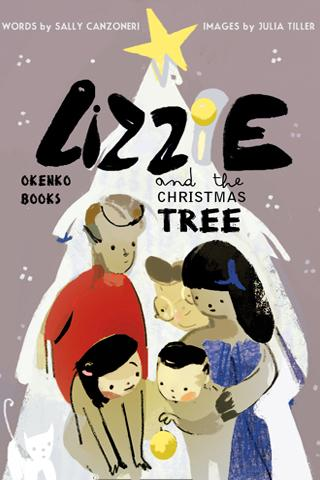 Lizzie and the Christmas Tree
