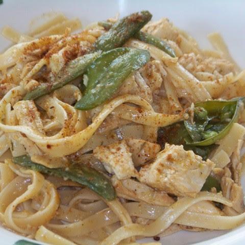 how to make cajun chicken alfredo pasta