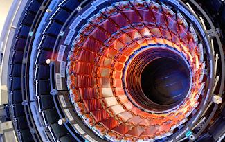 <p> Cern Hadron Collider</p>