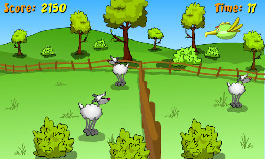 Sheep Bouncer - screenshot