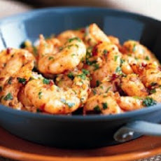 Atkins Popcorn Garlic Shrimp