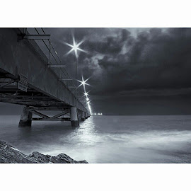 by Alessandro Genero - Buildings & Architecture Bridges & Suspended Structures ( beach, landscape )