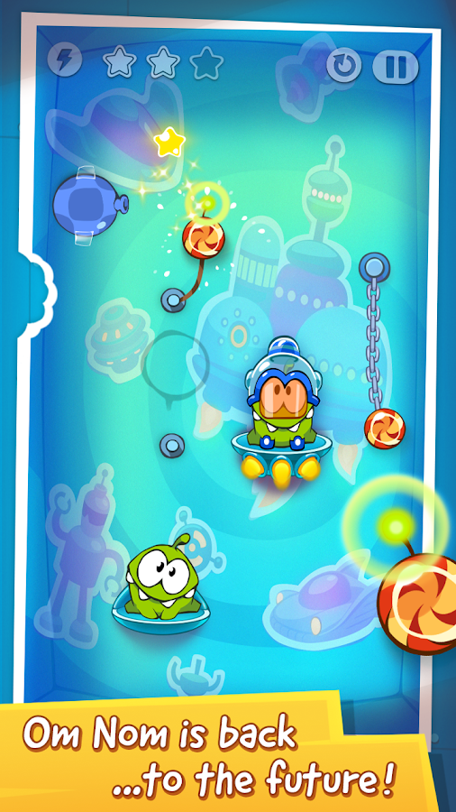 Cut the Rope: Time Travel HD Screenshot 2
