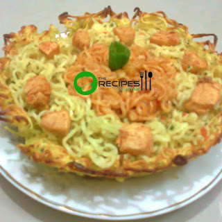 Egg Noodle Nest Recipes