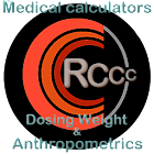 Dosing Weight & Anthropometric icon