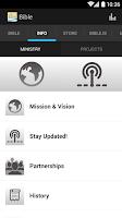 Screenshot of Haitian Bible Society