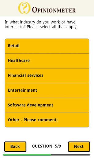 TouchPoint Surveys