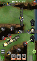 Screenshot of Armored Defense II: Tower Game