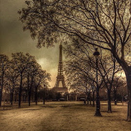 Paris 2015 by Khaled ElHagar - City,  Street & Park  City Parks