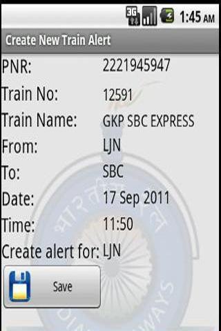 旅遊必備APP下載 Indian Railway Train Alarm PRO 好玩app不花錢 綠色工廠好玩App