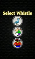 Screenshot of Loud Pocket Whistle