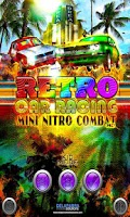 Screenshot of RETRO CAR RACE: Mini Nitro Com