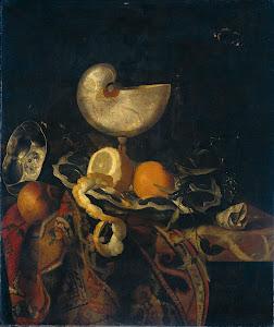 RIJKS: F. Sant-Acker: painting 1688
